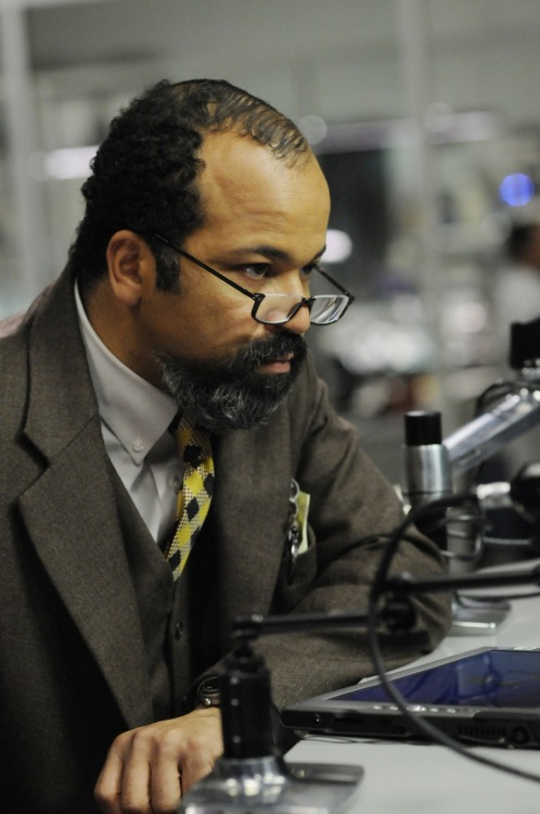 "Catching Fire just got interesting!!!  Jeffery Wright has been cast as Beetee. I'm thrilled.  Jeffery Wright is a brilliant and terribly under-rated actor.  Thinking back to his role as that mad genius in ""Source Code"", I can see how he was considered for the role.  Let the haters commence their hating."
