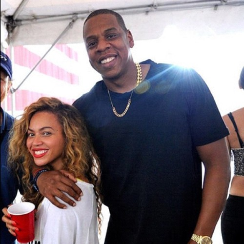 #jayz #beyonce #jayonce #love 😘 (Taken with Instagram)