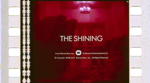 Frame from The Shining trailer