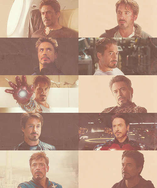 tony stark's hair appreciation picspam