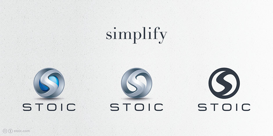 simplify logo, by sutoiku and ludibes
