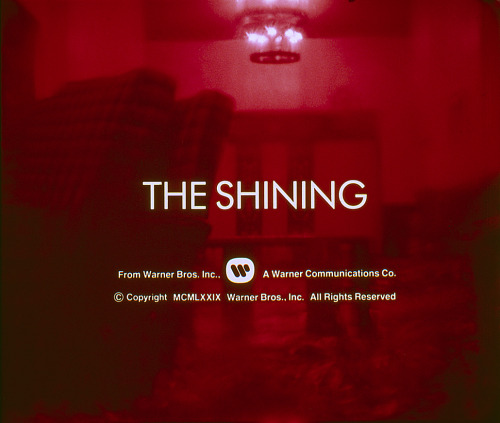 From The Shining trailer