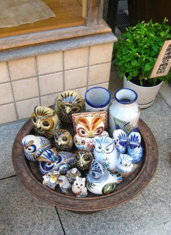 Ceramics in Kurashiki
