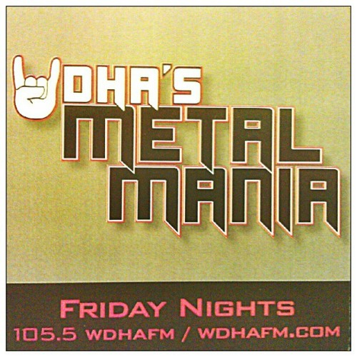 Tickets to #Anthrax & #Down so be sure to tune in #WDHA 105.5 (Taken with Instagram at WDHA)