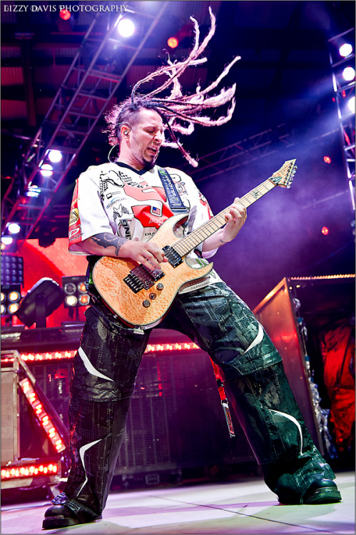 rockconcertphotography:  Zoltan Bathory - Five Finger Death PunchTrespass America FestivalAugust 21st, 2012Time Warner Cable Uptown Amphitheater, Charlotte, NC