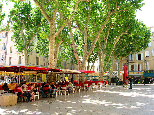 | ♕ |  summer shades - Aix-en-Provence  | by © PhotoScenics | via ysvoice