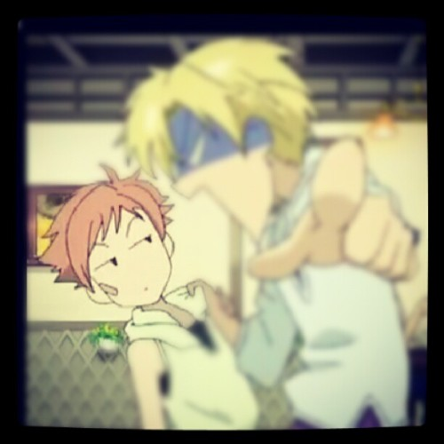 Love this anime! Oran high school host club (Taken with Instagram)