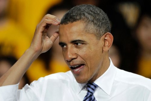 "drugpolicyreform:  Obama's Embarrassing Silence on Marijuana  One thing you can bet we won't hear anyone talking about at the Democratic National Convention is marijuana. Nobody will be discussing how bad it is, how good it is or even acknowledging that it exists. Then, at the end of the day, a not-insignificant number of attendees will be getting high at every hotel in Charlotte and bitching about what a buzzkill Mitt Romney is.  It sounds silly to even suggest that marijuana would get a mention at our nation's biggest political showcase. Of course it won't, and I actually agree, in theory, that it shouldn't. But somehow our policymakers have managed to turn this mostly-helpful plant into a massive international fiasco that's becoming increasingly difficult to deal with from one day to the next. I've heard many democrats address Obama's handling of the marijuana issue by asking, ""what do you expect?"" and I'm happy to answer them. I expect change. Absent that, I expect an explanation. An explanation is something you ought to have when you're arresting millions of people to protect them from a piece of plant material they put in their own pocket. The billions we spend trying to stop people from relaxing in this particular fashion should be subject to the same scrutiny as any other enormous amount of money our government spends, if not far more.  So, in June, I went through the appropriate channels to try to get that explanation. At an event in Washington, D.C., I asked Obama's drug czar whether marijuana users should be arrested and forced into drug treatment. His answer wasn't very helpful. From Reason:  The other good question came from Scott Morgan, of StopTheDrugWar.org, who asked if Kerlikowske supported compulsory treatment of casual drug users, and if arresting marijuana users and forcing them into treatment was an effective policy. This time, Kerlikowske played dumb.  ""Again, that's a bit of a myth. If someone's arrested for a small amount of marijuana, and the determination is made they have to go into treatment, treatment beds and space are a valuable commodity. I think professionals can clearly assess when someone is in need of treatment. Compulsory treatment is not something I'm as familiar with in great detail at the local level.""  If the drug czar isn't ""familiar with"" the punishments for marijuana possession and can't defend them, who can? His answer got worse from there, if you can believe it, and it's exactly this kind of convoluted incoherent crap that defines our drug policy and paralyzes efforts to fix anything about it. One minute they're saying we don't arrest people and force them to into treatment, then they're saying we have to do something aggressive to send the right message, and then they close by insisting that the system is working fine, whatever the heck it is."