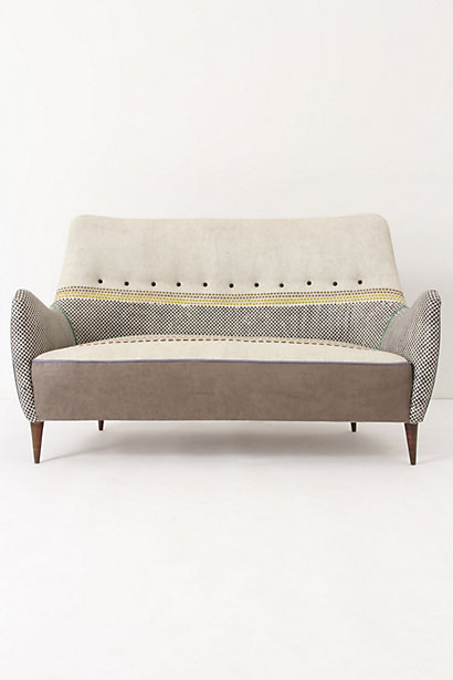 """Prestino"" Sofa by Draga Obradovic."