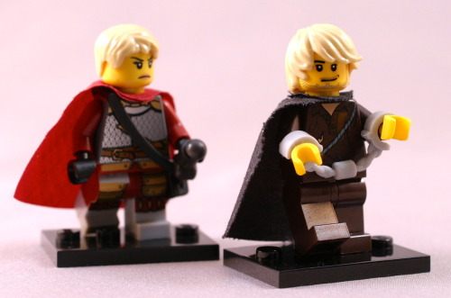 Brienne of Tarth & Ser Jaime Lannister