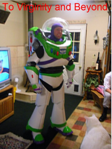 To virginity and beyond!