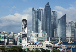 Asia's Tallest Mural by Hendrik Beikirch.