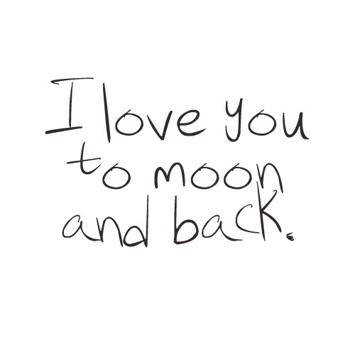 I Miss You To The Moon And Back Quotes: Let It Be :): Ronan Thompson
