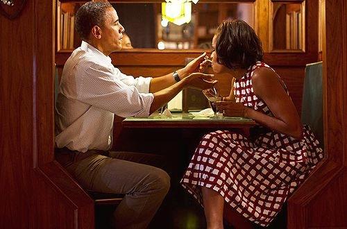 Obama Hot Dog Chicago