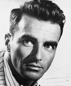 bathtubginjazz:  Montgomery Clift