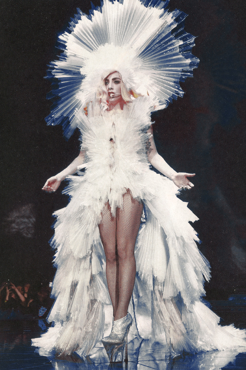 fav monster ball outfit