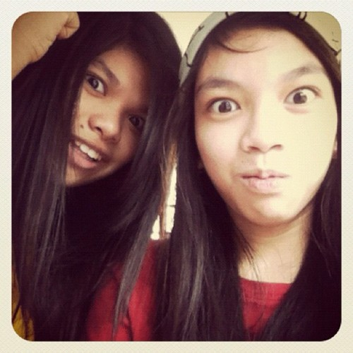 Scary katabi ko no?! :)) (Taken with Instagram)
