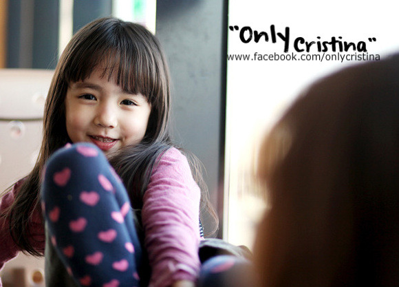 onlycristina:  Cristina only 1 year ago!  (CR) Our Facebook Fanpage