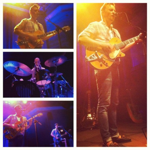 Sondre Lerche and Fancy Colors were absolutely amazing last night! Sondre always puts on a great show. #sondrelerche #fancycolors #dc #930club #music #concert (Taken with Instagram)