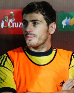 alinnyderis:  Iker Casillas  - HQ