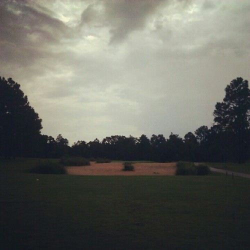 Rainy golf with @mcleodc87  (Taken with Instagram)
