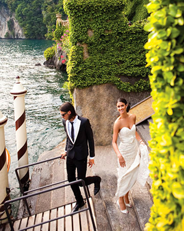 Fabulous Lake Como Wedding