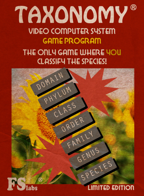 Have you seen Taxonomy the videogame? It's featured in Fake Science 101. This week, we shared it and four other forgotten educational videogames on Slacktory. We also showed up at Smithsonian, Wonkette, Mother Jones, and Yahoo's Trending Now. If you haven't gotten the book yet, see what they're all talking about.