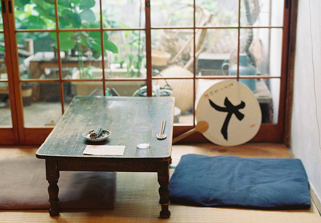 ileftmyheartintokyo:  cafe 南果 #3 by ktakako25 on Flickr.