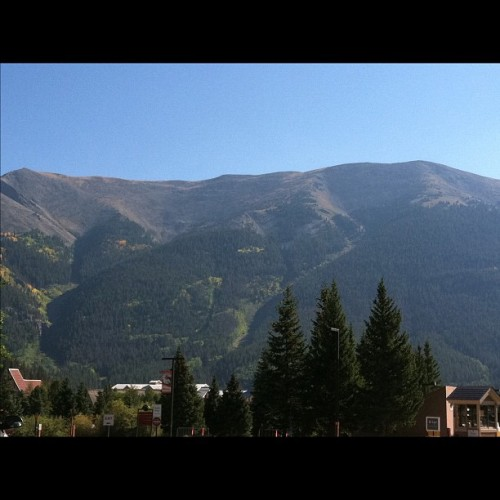 Copper Mountain, CO. #nofilter (Taken with Instagram at Copper Mountain Resort)