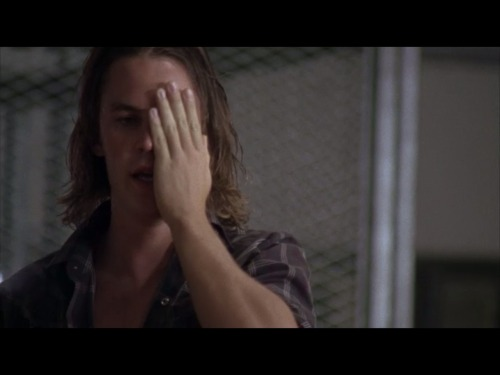 A punch that, perhaps, Riggins has been hoping for since the first time he ravished his Crippled Best Friend's Girlfriend on the hood of her car.