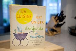 Inspiração - Livro - La cuisine est un jeu d'enfants - Cozinhar é brincadeira de criança