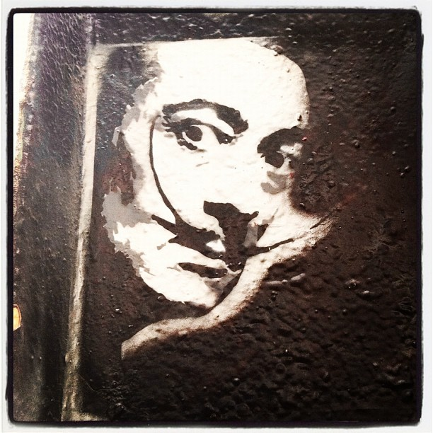#SalvadorDali at #5Pointz #queens #lic #longislandcity #nyc #streetart (Taken with Instagram at 5 Pointz)