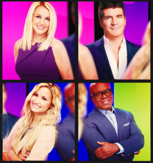 Brand new Interview with Simon Cowell and Demi Lovato - where they talk everything X Factor. Read it HERE