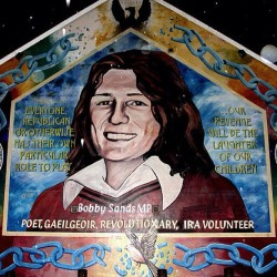 Bobby Sands (Taken with Instagram)