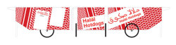 Halal Hotdogs Halal Hotdogs was created around the premise that food could be a tool for community engagement and cultural acceptance. One of the most outward symbols of the Somali community is the word Halal which can be found on scores of shops in the Twin Cities. Halal is the practice of slaughtering meat according to Islamic Law. Although Halal meat is no different in practice than Kosher meat, the word Halal is frequently misunderstood by the Midwestern community. By combining the Halal practice with one of the most American foods, the hot dog, it's aim was to act as an easily accessible tool to explain and celebrate Somali culture within the Midwest. Through collaboration with Ahmed Hirsi and Mohamud Mumin, the Halal Hotdog cart functions in the community to celebrate Somali culture in the Midwest and at the same time create a sustainable source of income for newly-arrived immigrants. Halal Hotdogs recently won the Design Ignites Change Idea Award and currently is partnering with the American Refugee Committee to search for funding. It is hoped that 3 carts will be fully-functional by the middle of summer. More info about the project can be found here: HalalHotdogs.org Press Design Ignites Change Idea Award Mogadishu Times GOOD magazine Additional photography by Mohamud Mumin