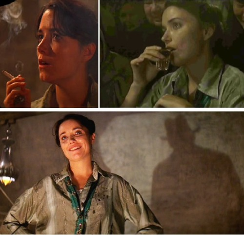 As long as I live, no woman will ever be as sexy as Marion Ravenwood.