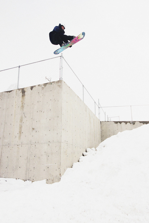 benngie:    Watch Dylan hit this huge urban jump in real time and everything else he destroyed this season in our first full length video we recently released! Check it out, won't you? vimeo.com/shouldadanished/agnes