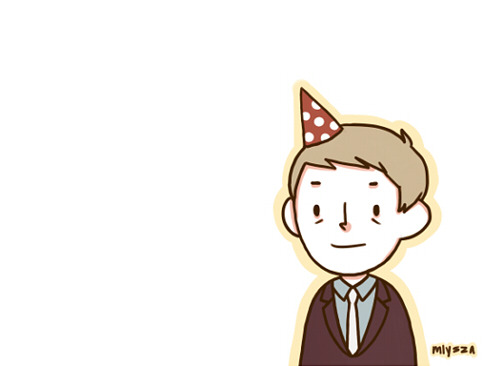 Happy birthday Martin Freeman!
