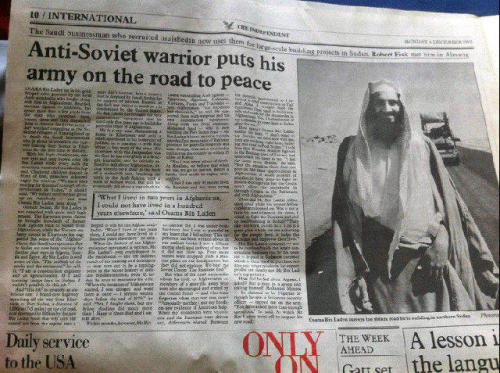 How the world used to see Bin Laden. - Imgur