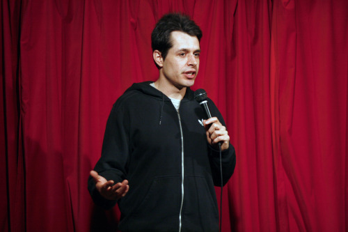 "San Francisco Comedy and Burrito Festival Countdown: Nate Craig (""tater tots, avocado, chicken mole and naked women doing pilates."") [33 Days Left]  [Photo via Atrossity Photography]"