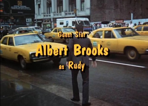 fuckyeahalbertbrooks:  Albert Brooks on The Odd Couple, 1970.