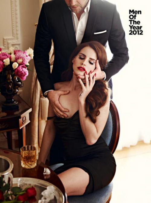 sensualfairytale:  Lana Del Rey for GQ UK October 2012
