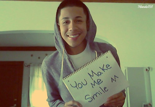 You Make Me Smile ^.^