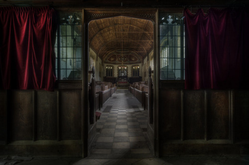 Abandoned Masonic School by andre govia. on Flickr.
