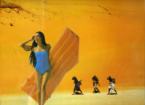 Life's a beach - by Joe Webb