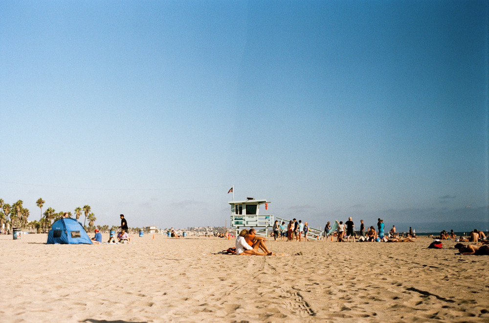 venice beach, california.august 2012.
