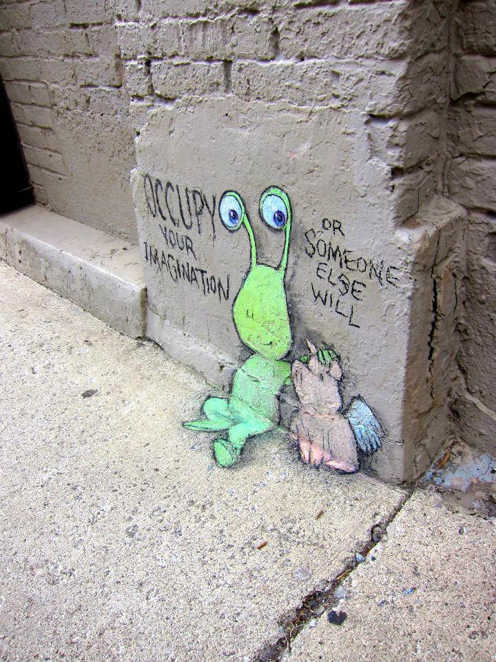 rikaorlanda:  David Zinn (via)