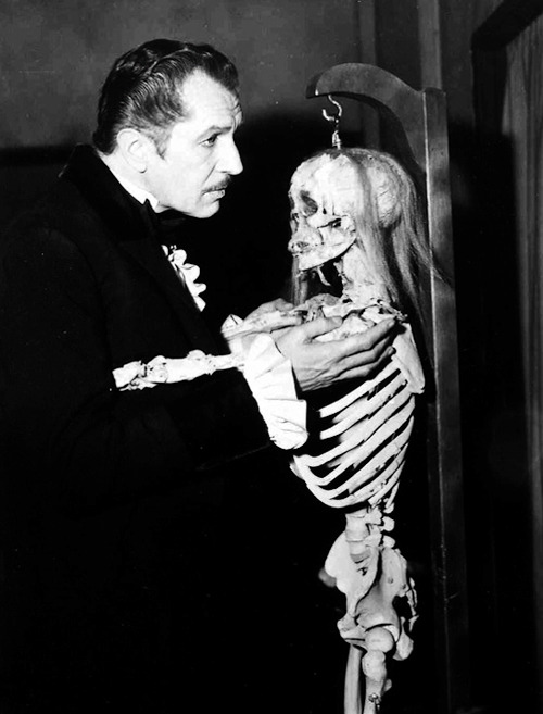 "morthurielle:  ""Twice Told Tales"" (1963)Starring:  Vincent Price, Joyce Taylor and Sebastian Cabot"