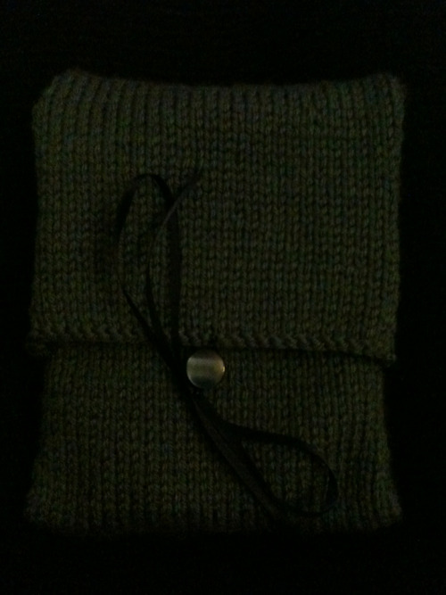 Second knitting project finished and on it's way to the other side of the world.