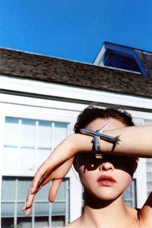 stannats:  Devon Aoki photographed by Max Farago for Self Service Magazine 2009